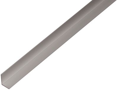 L-kulmalista Alumiini 19,8 x 17,8 x 1,8 mm 1 m