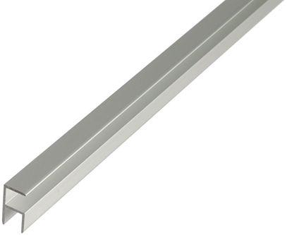 Kulmaprofiili Alumiini 12,9 x 24 x 1,5 x 9,9 mm 1 m