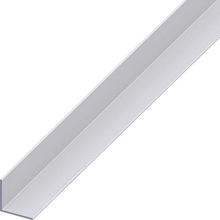 Kulmaprofiili Tasasivuinen Alumiini 20 x 20 x 1000 mm