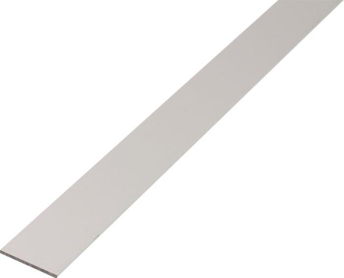 Lattatanko Kantoflex Alumiini 15 x 2 x 1000 mm