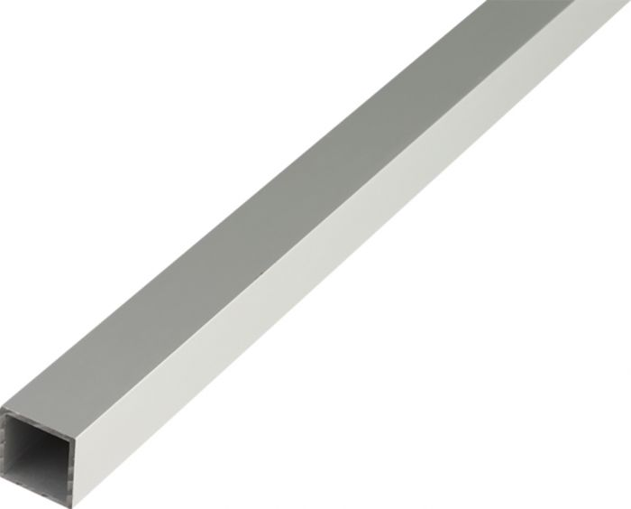 Nelikulmaputki Alumiini 30 x 30 x 1000 mm
