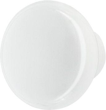 Nuppi Häfele Valkoinen 38 mm
