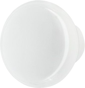 Nuppi Häfele Valkoinen 32 mm