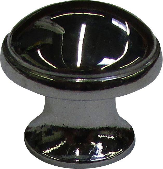 Nuppi Häfele Kromi 25 x 22 mm