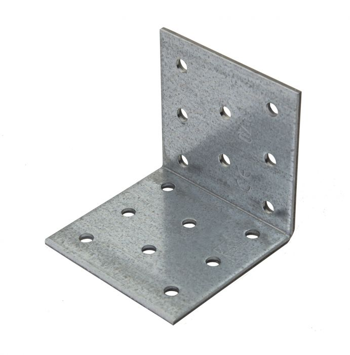 Naulauskulmarauta Sinkitty 60 x 60 x 40 mm