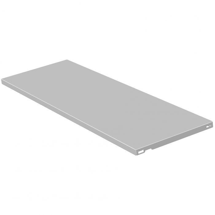 Teräshylly Element System 1 PR Valkoinen 800 x 300 mm