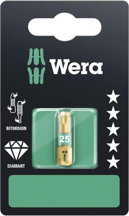 Ruuvauskärki Wera 867/1 BDC TX 25 x 25 mm