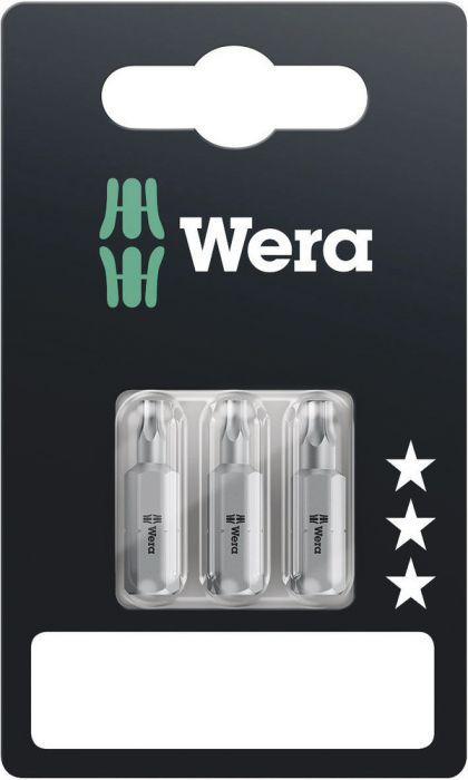 Ruuvauskärkisetti Wera 867/1 Z TX10, 15, 20 x 25 mm