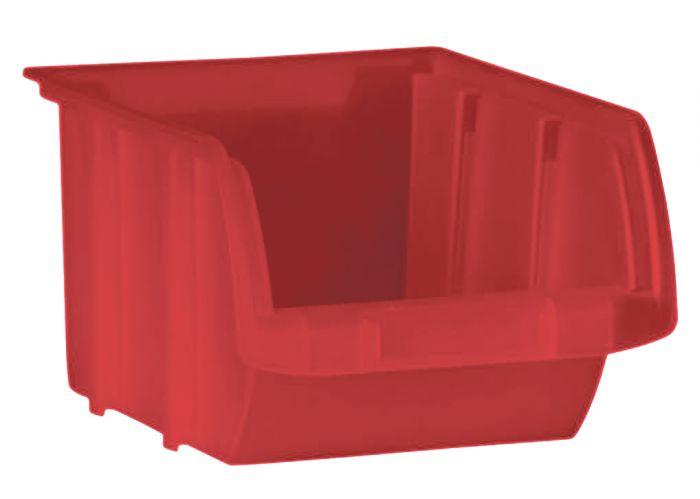 Säilytyslokero Stanley 10,8 x 11,5 x 7,3 cm Punainen