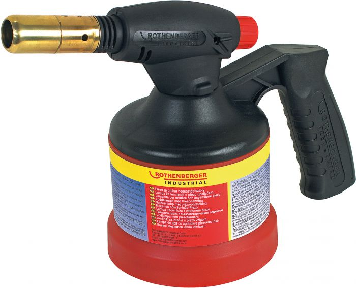 Puhalluslamppu Rothenberger Roflame Piezo 1800 °C