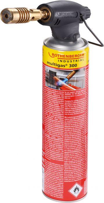 Kaasupoltin Rothenberger Rofire 1800 °C