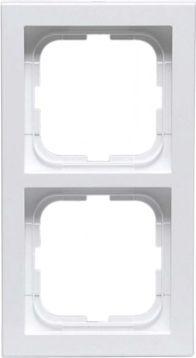 Peitelevy ABB 2-Os Valkoinen