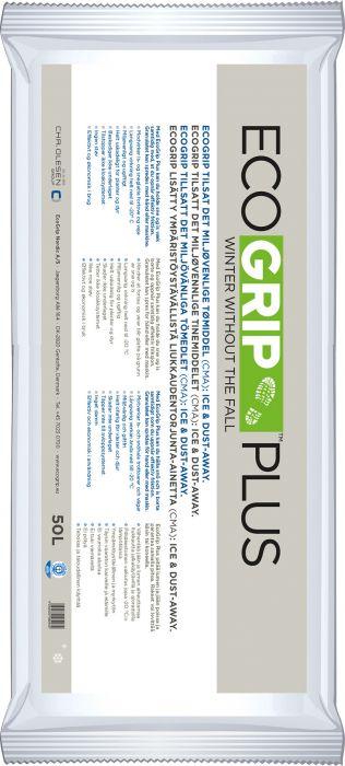 Liukkaudenestoaine EcoGrip Plus 50 l