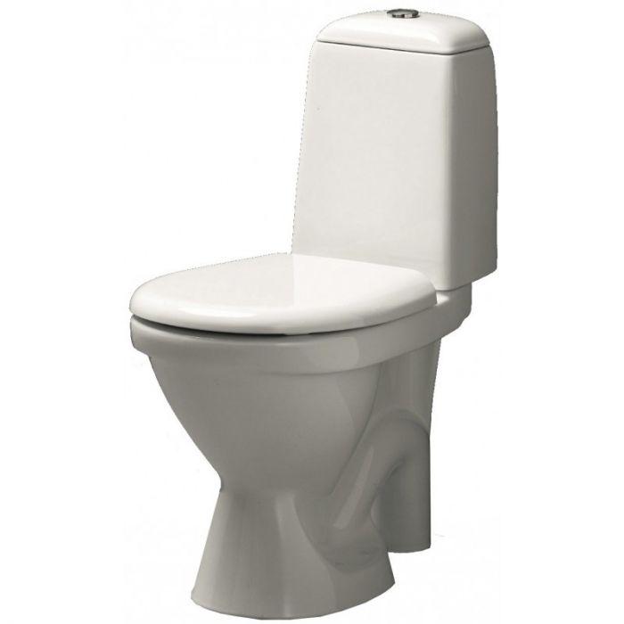 WC-istuin Svedbergs 90210 + Wc- istuinkansi 90271