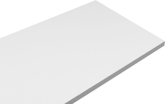 Melamiinilevy Valkoinen 16 x 585 x 2750 mm