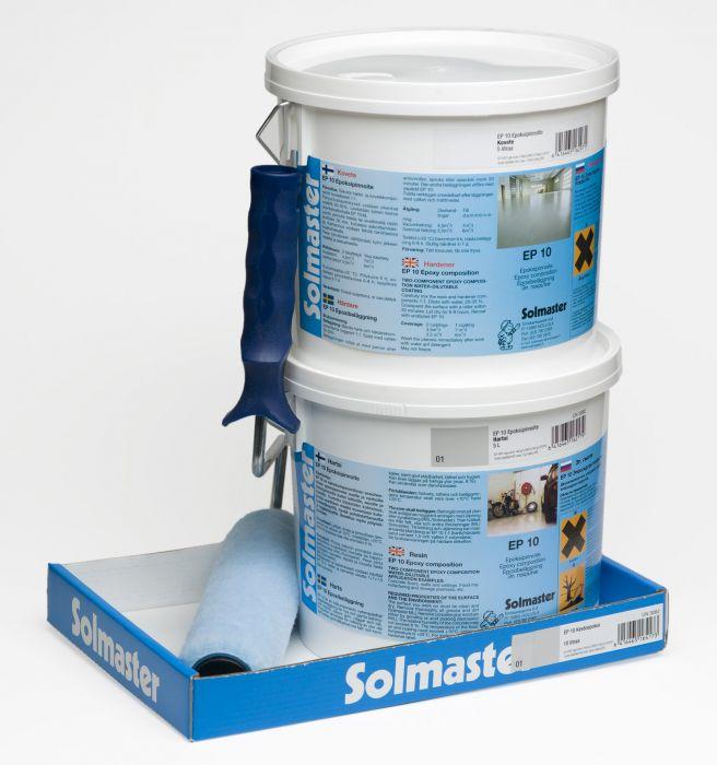 Epoksipinnoite Solmaster EP10 10 l