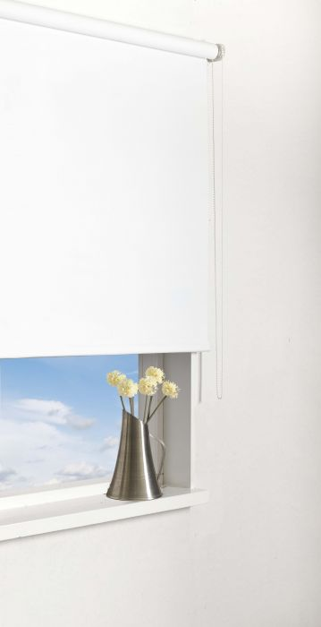 Rullaverho Kirsch Pimentävä Valkoinen 100 x 165 cm