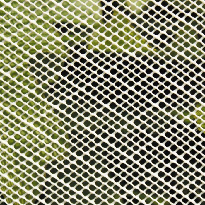 Hyönteisverkko 0,6 x 2,5 m valkoinen