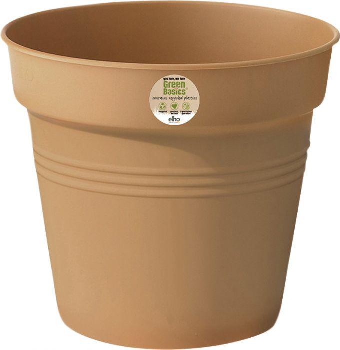 Kasvatusruukku Elho Green Basics 30 cm vaalea tiilenpunainen
