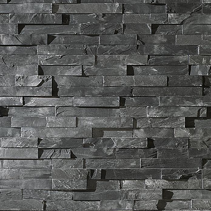Verhoilukivi Pietra Musta 15 x 60 cm