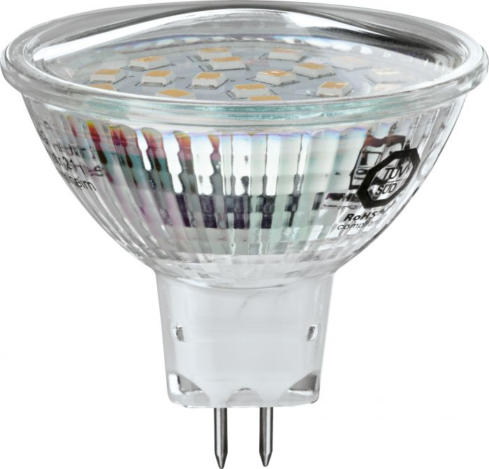 LED-lamppu Voltolux MR16 3,5 W