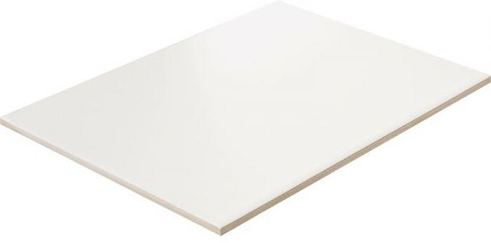 Seinälaatta Snow 20 x 25 cm Matta Valkoinen