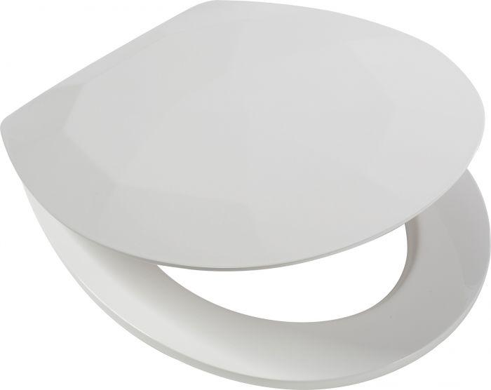 WC-Istuinkansi Poseidon Brilliant Valkoinen
