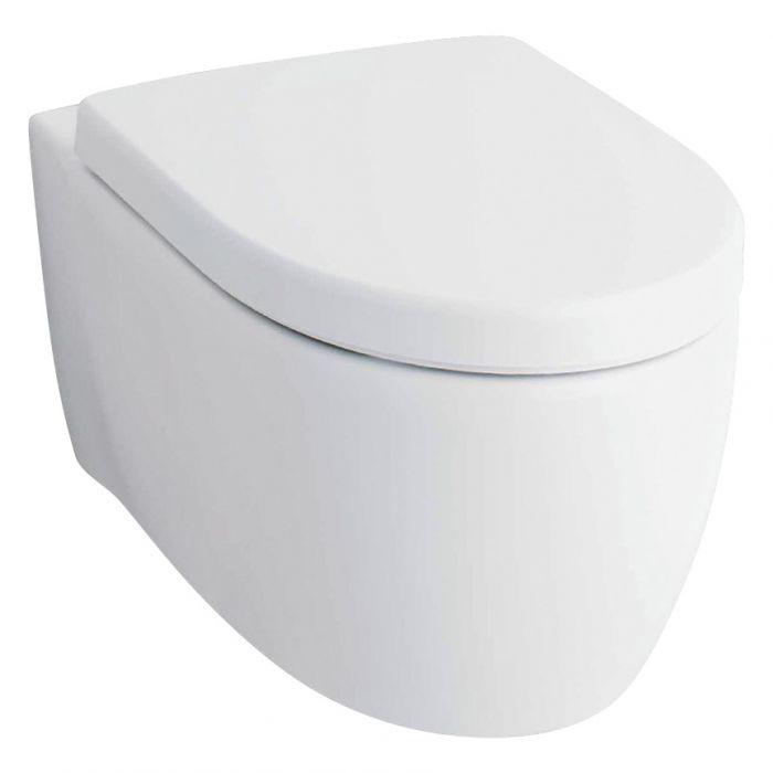Seinä-wc Keramag iCon