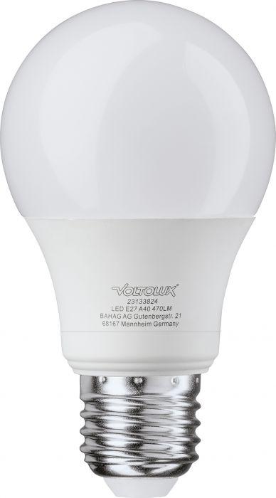 LED-lamppu Voltolux 5,5 W E27
