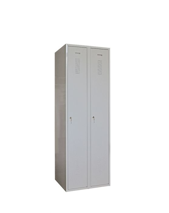 Metallikaappi Regalux 2-ovinen