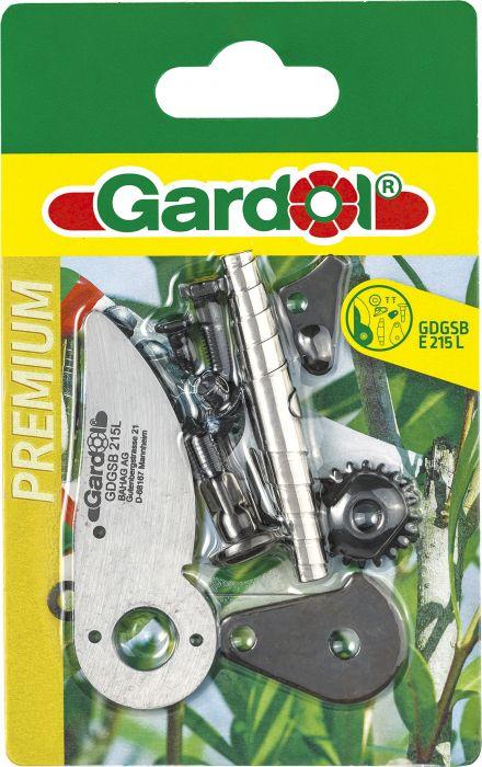 Vaihtoterä Gardol oksasakset GDGSB 215
