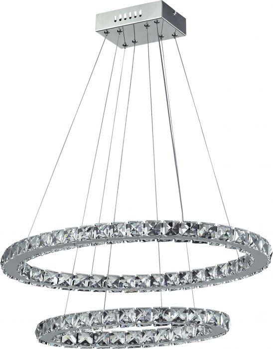 Riippuvalaisin Tween Light Crystal