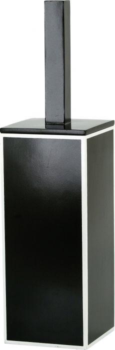 WC-harjateline Camargue Courture musta