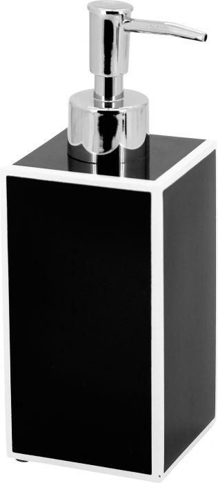 Saippua-annostelija Camargue Couture musta 19 cm