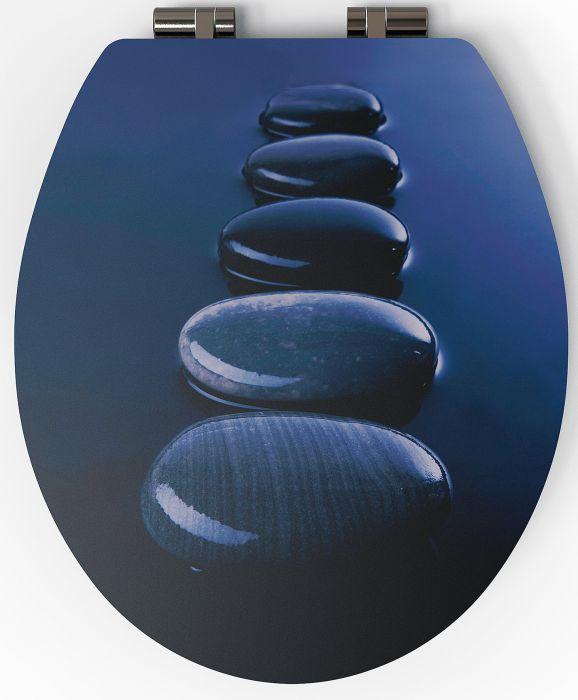 WC-istuinkansi Poseidon Stone