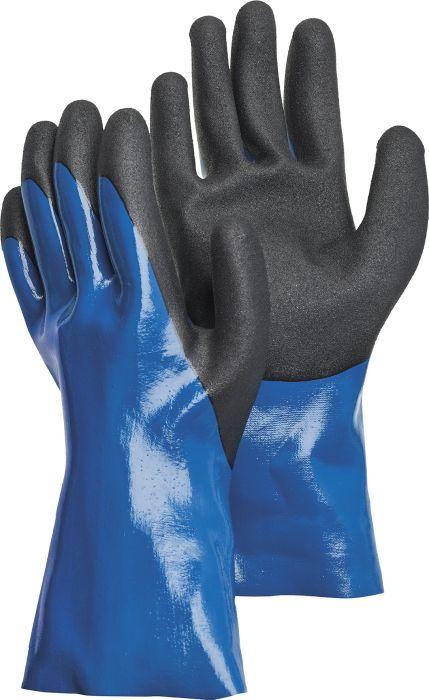 Puutarhakäsine Gardol vedenpitävä sininen koko 9