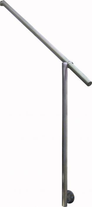 Kaidesarja Treba GE3 RST Sivusta Asennus 1500 mm