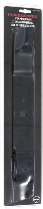 Varaterä Powerworks ruohonleikkuri 51 cm