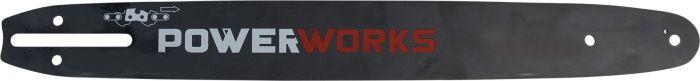 Terälaippa Powerworks akkusaha 40 cm