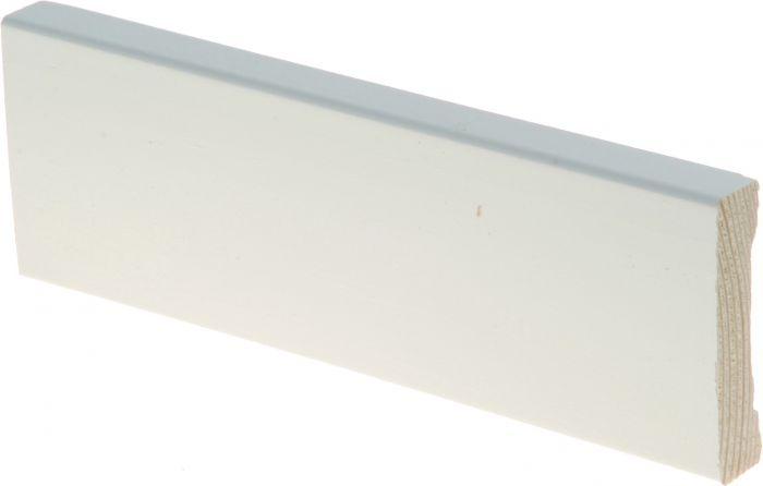 Peitelista Maler 12 x 52 x 2700 mm mänty sormijatkettu valkoinen