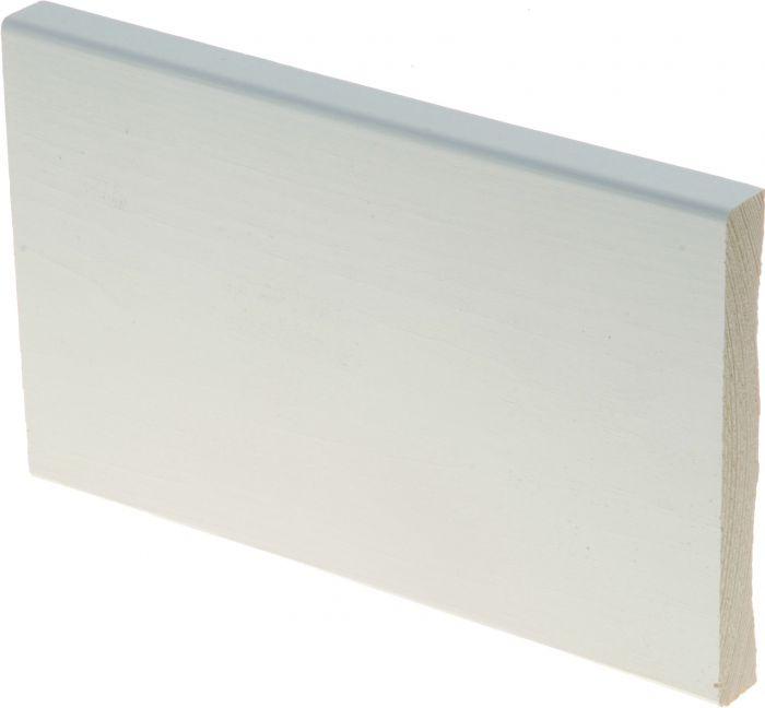 Peitelista Maler 12 x 92 x 2700 mm mänty sormijatkettu valkoinen