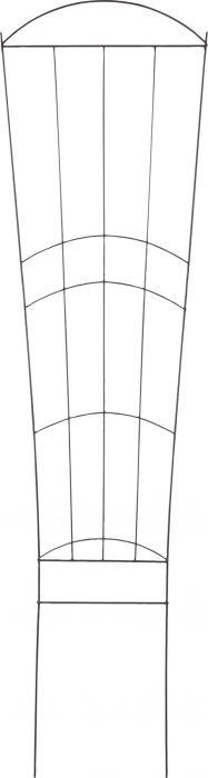 Kasvituki Sisilia 46 x 170 cm