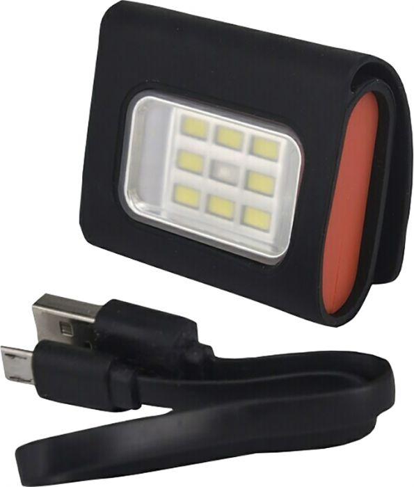 LED Klipsikäsivalaisin 1,8W