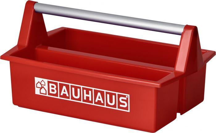 Työkalupakki Bauhaus Punainen
