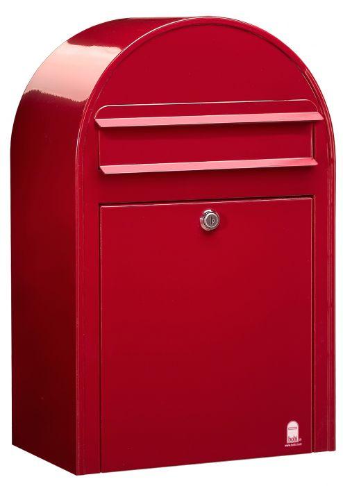 Postilaatikko Bobi Classic Punainen