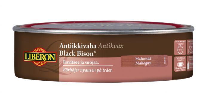 Antiikkivaha Liberon Black Bison Mahonki 150 ml
