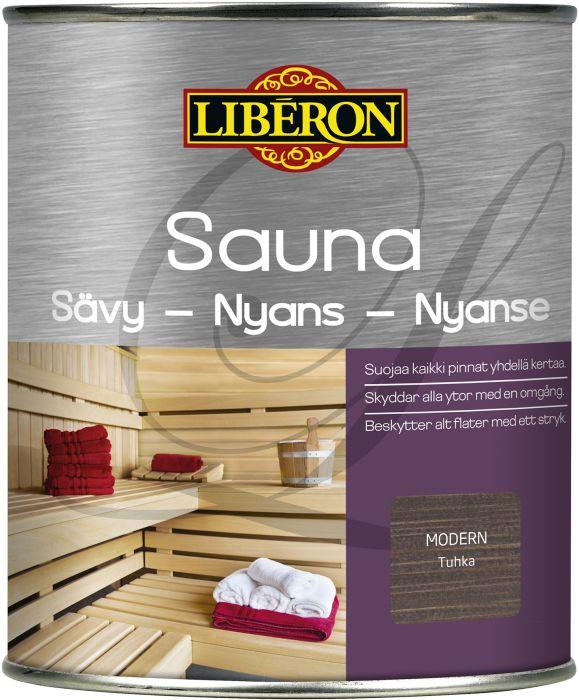 Sauna Sävy Liberon Tuhka 2,5 L