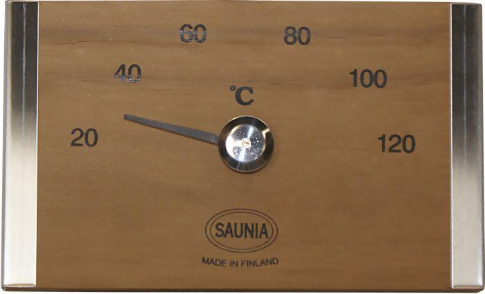 Saunan Lämpömittari Lämpökäsiteltyä Puuta