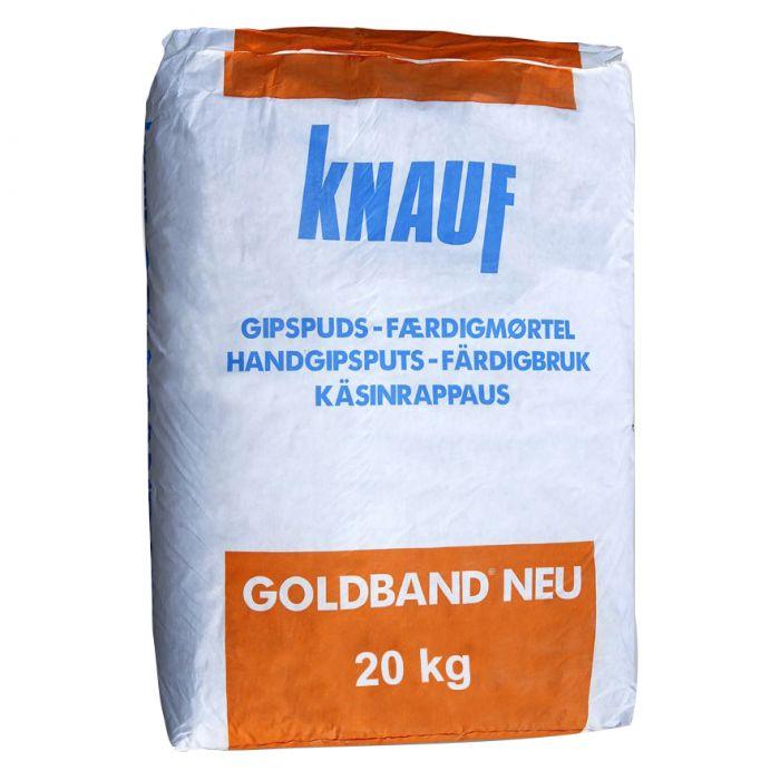 Käsikipsilaasti Knauf Goldband 20 kg