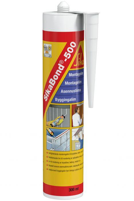 Asennusliima Sika SikaBond -500 300 ml